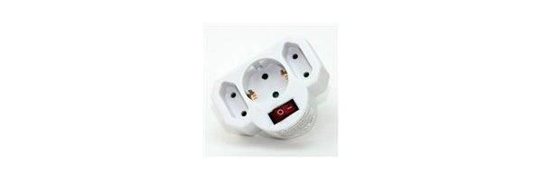 Steckdosen-Adapter