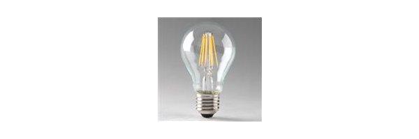 E27 Sockel Filament Leuchtmittel