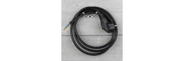 Anschlussleitung mit Stecker 1,0mm²