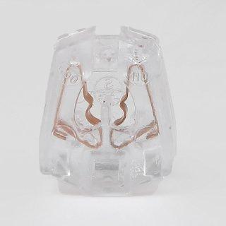 G5 Leuchtstoff-Fassung transparent für T5 Leuchtstofflampen für Einbau