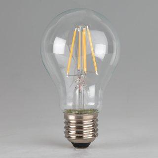 Osram LED Filament Leuchtmittel 4W 240V AGL-Form klar E27 Sockel warmweiß