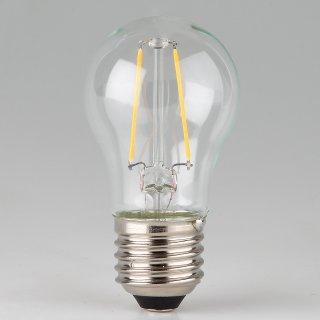 Osram LED Filament Leuchtmittel 2W 240V Tropfen-Form klar E27 Sockel warmweiß