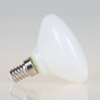 Sigor E14 LED Filament Eldea Opal 2,5W = (25W) 200lm Leuchtmittel 2700K warmweiß