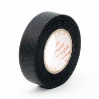 Elektro Gewebe-Isolierband schwarz Länge 10m Breite 19mm