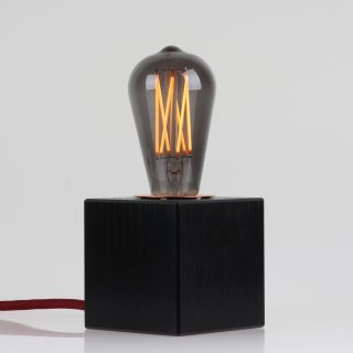 Danlamp E27 Vintage Deko LED Edison Smoke Lamp 240V/4W