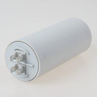 50uF 450V Anlaufkondensator Motorkondensator mit 6,3 mm Flachstecker